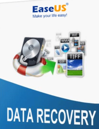 EaseUS Data Recovery Wizard 2020 Crack + Activation Keys [Latest]