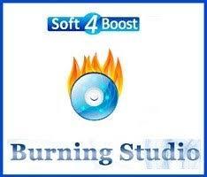 Soft4Boost Burning Studio Crack Full Keygen Download