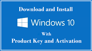 Windows 10 Product Key Generator 64 & 32 Bit Free Download
