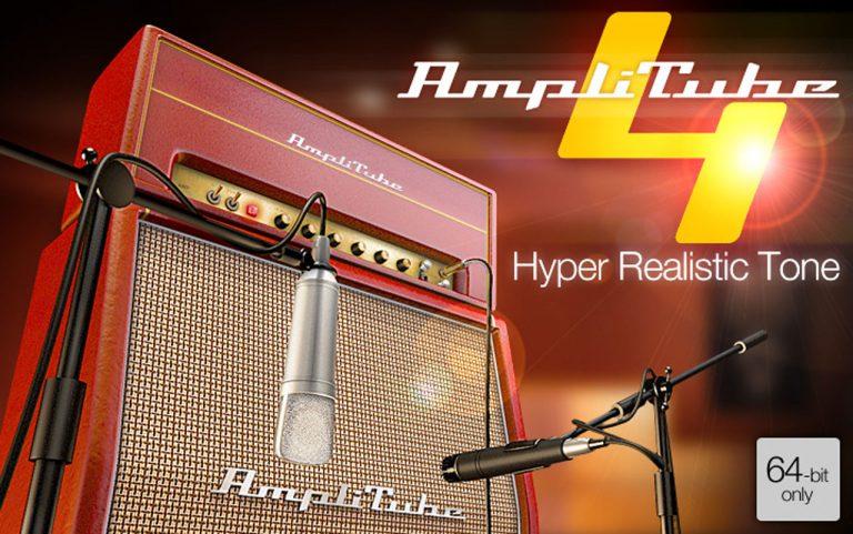 Amplitube 4 Full Crack Plus Keygen And Torrent Version Free Download