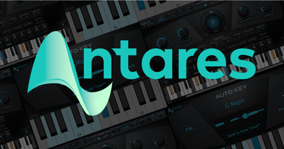 Antares AutoTune Pro Crack Free Download [Torrent+Mac+Win+Loader]