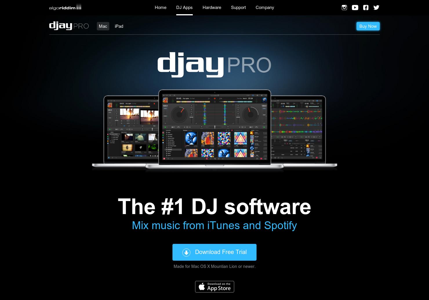 DJay Pro Latest
