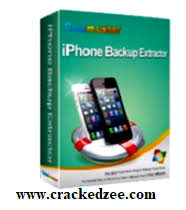 iphone Backup Extractor Crack [2020 Version] With RegKey [Working Fine]