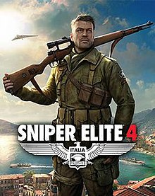Sniper Elite 4 Crack With Torrent Full Free Download PC Game For You