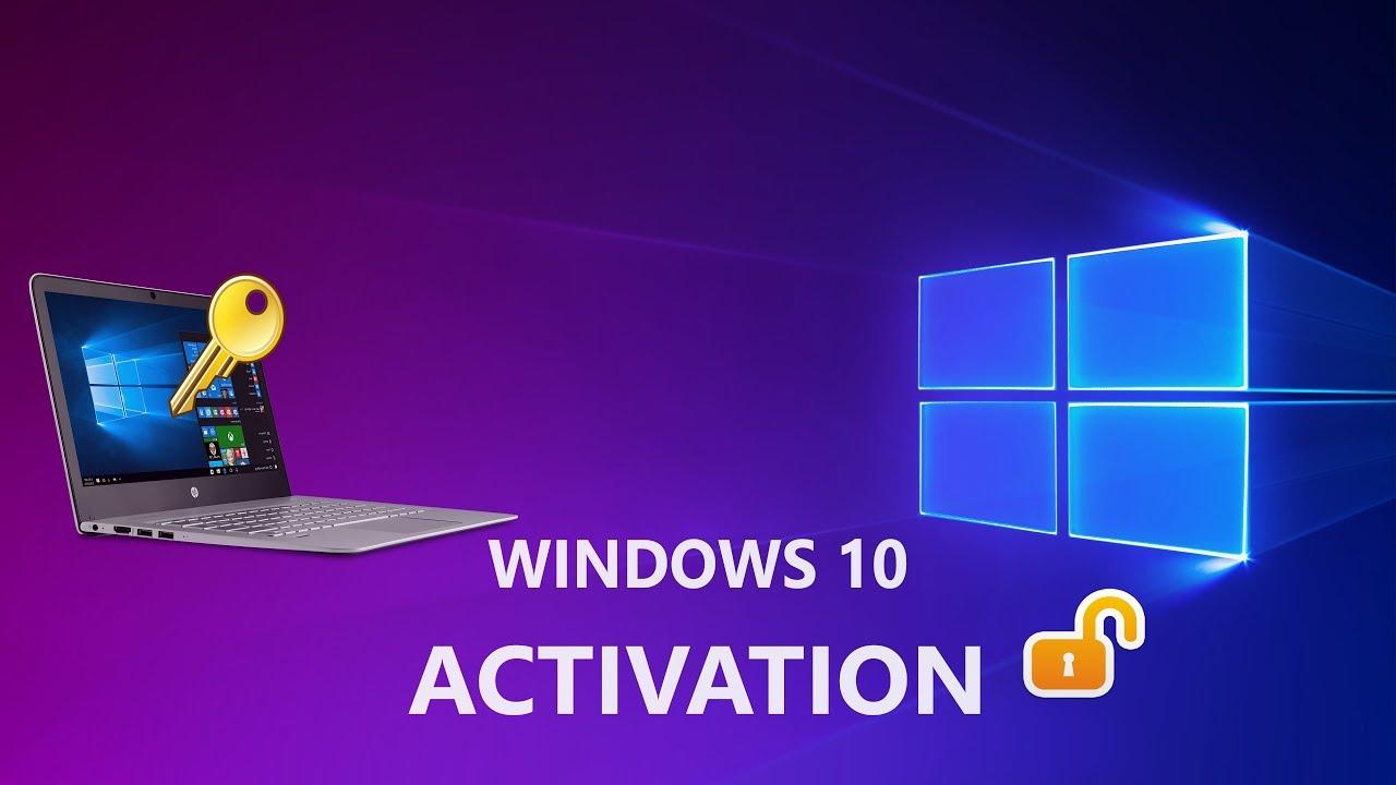 Windows 10 Activator