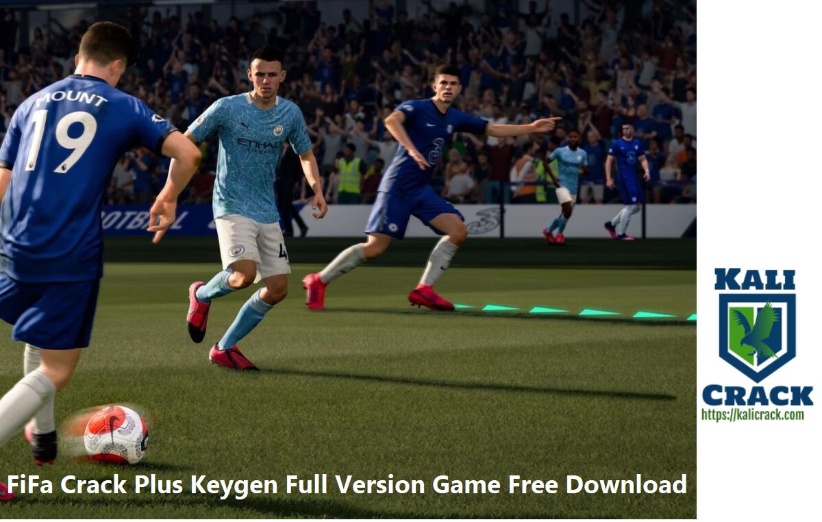 FiFa Crack Plus Keygen Full Version Game Free Download