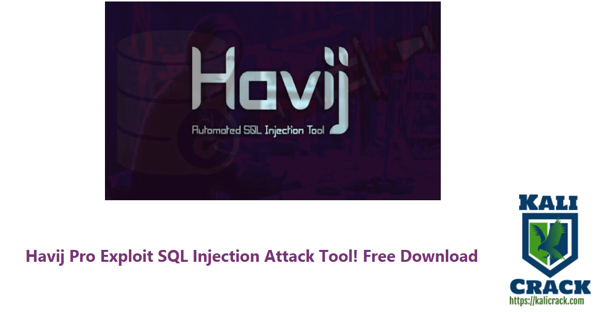 Havij Pro Exploit SQL Injection Attack Tool! Free Download