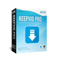KeepVid Pro Serial Key