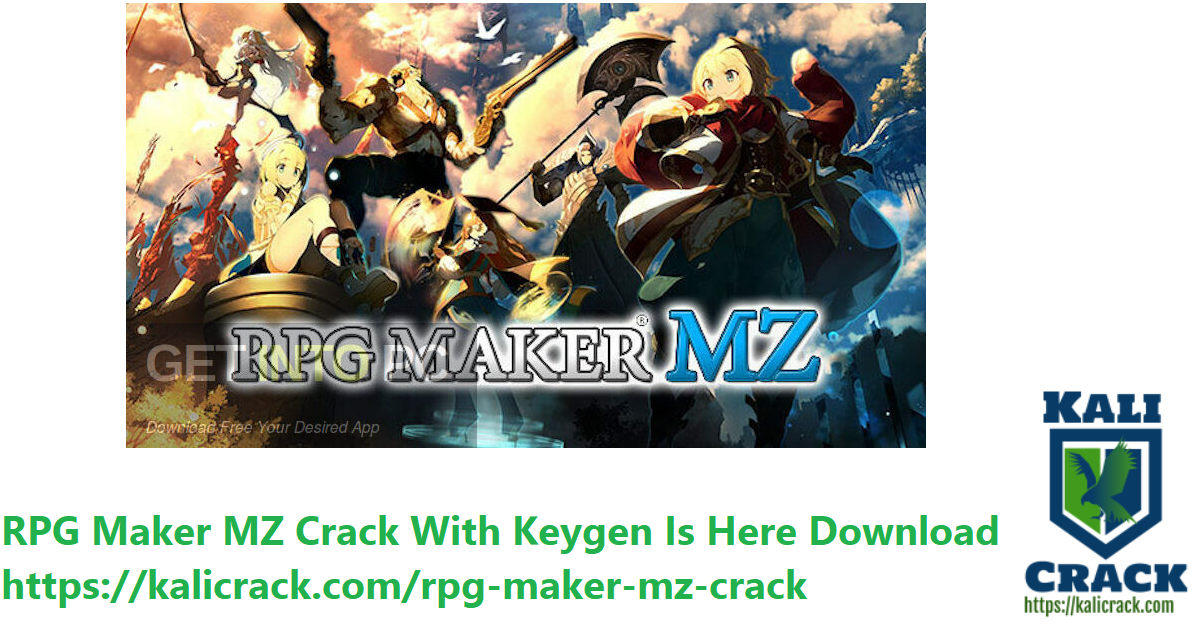 RPG Maker MZ Crack With Keygen Is Here Download 2021 [Latest]